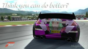 FM3: MA car back