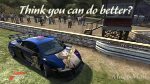 FM3: MA Audi front