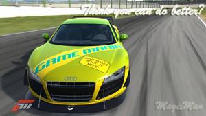FM3: GM Audi front