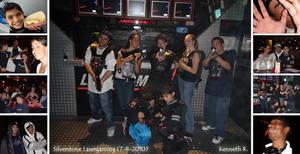 Silverstone Lasergame 7-8-'10