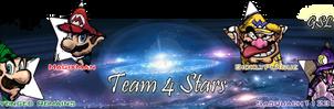 Gamerscore League '13 - Team 4 Star signature
