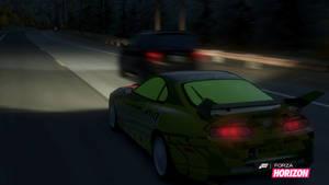 FH: GM Supra '98 - Cruisin' through the night