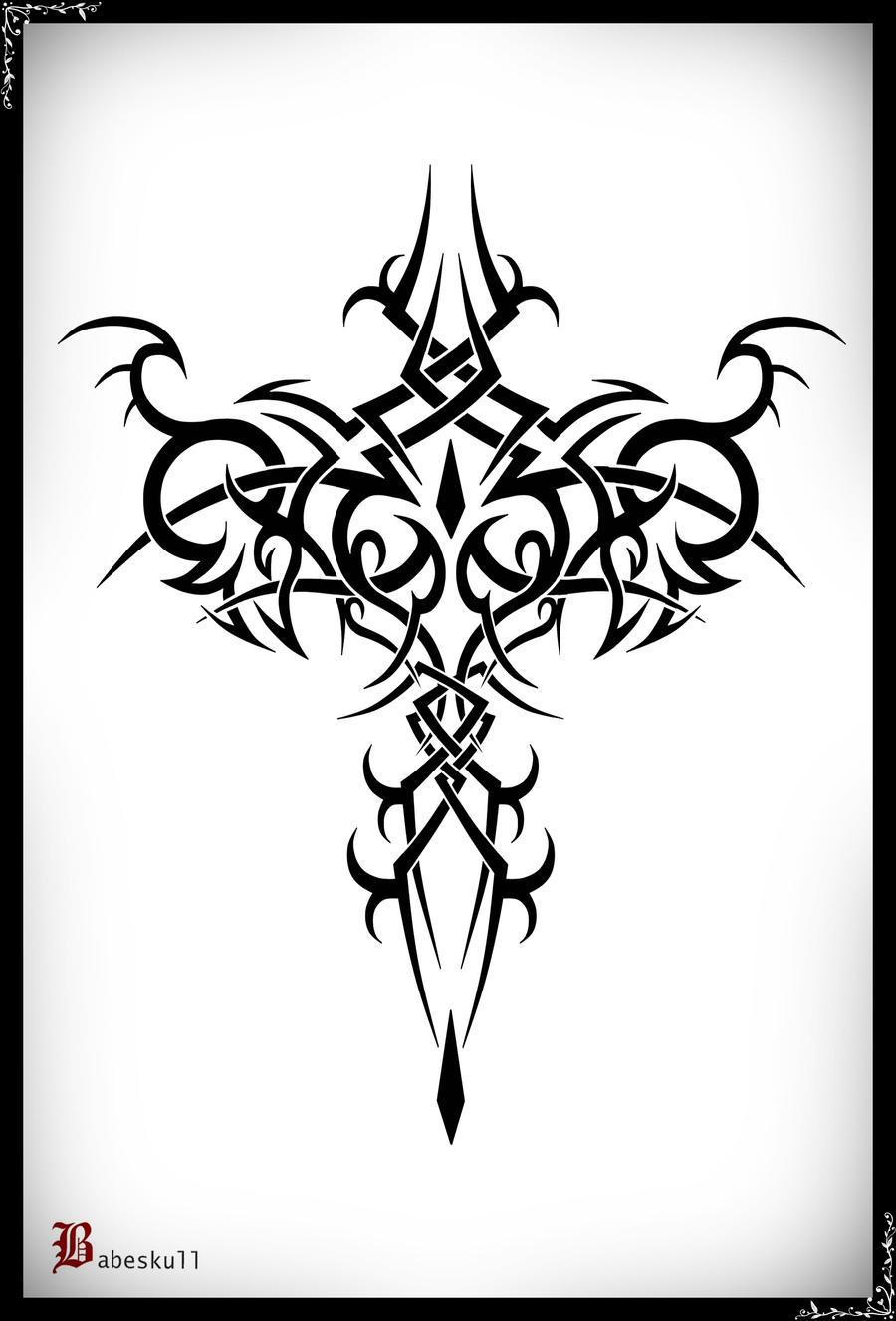 tribal gothic no 2 by babeskull16 on deviantart. Black Bedroom Furniture Sets. Home Design Ideas