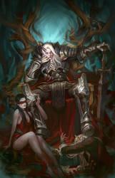 Return of the Dark Prince by LordBabeskull