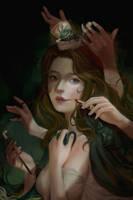 Lady Ramona (Re-paint) by babeskull16