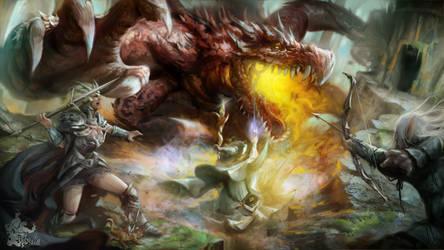 Kyruth's Inferno by LordBabeskull