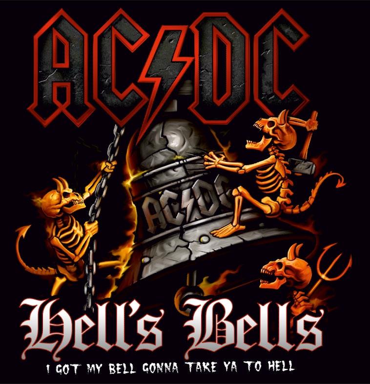 hells bells video