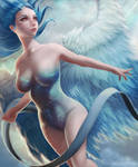 ARTICUNO by Lolliedrop