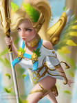 MERCY Winged Victory - Overwatch