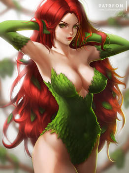 Poison Ivy by Lolliedrop