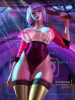Cyberpunk 2B