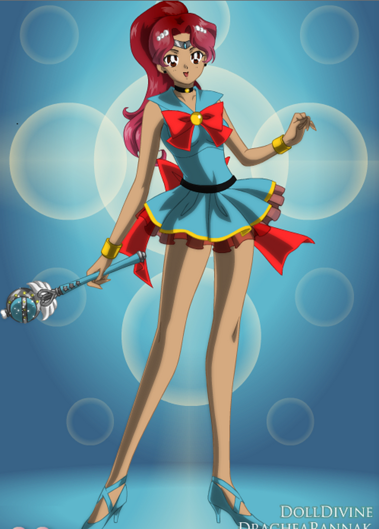 Sailor Sylvia by Fire-Miracle