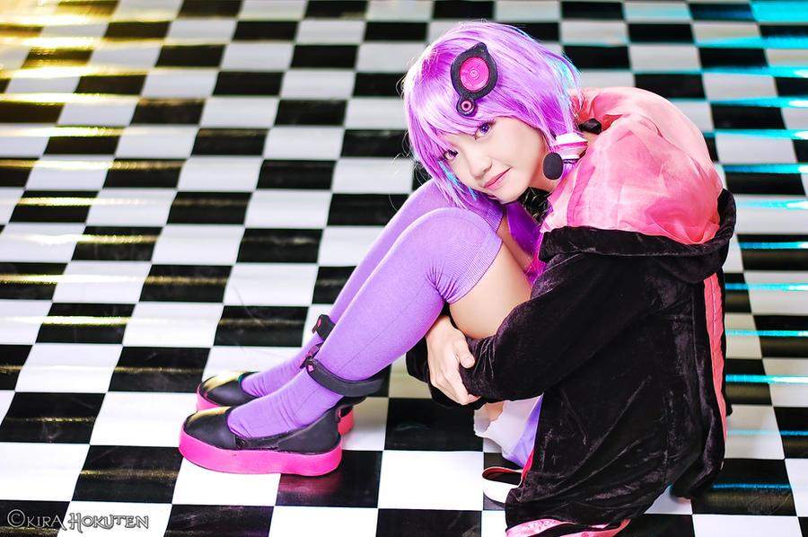 Vocaloid - Yuzuki Yukari by KiraHokuten