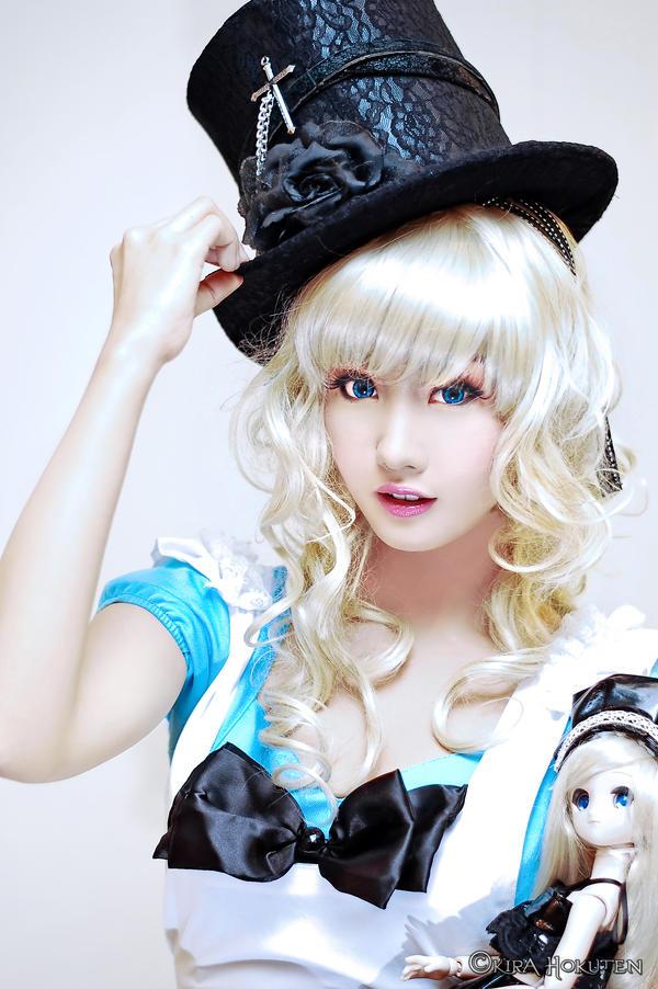 Alice by KiraHokuten