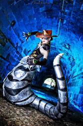 League of Legends: Desperada Cassiopeia II by KiraHokuten