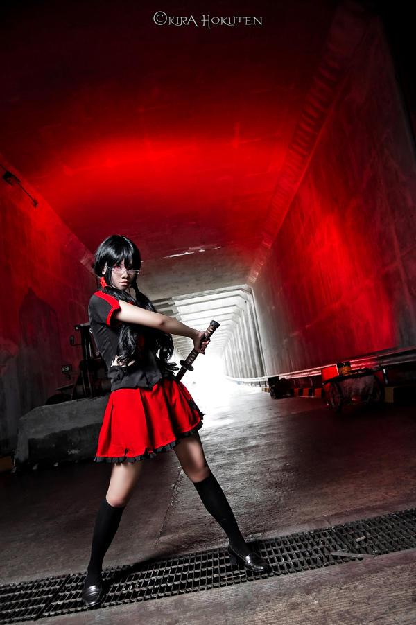 Blood-C - Saya Kisaragi by KiraHokuten