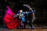 World of Warcraft - Sylvanas Windrunner by KiraHokuten