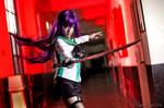 Highschool of the Dead: Saeko Busujima