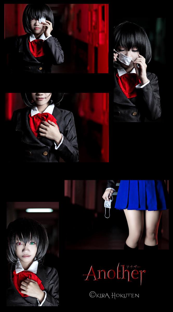 Another - Misaki Mei by KiraHokuten