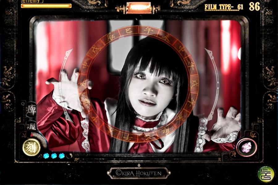 Fatal Frame 4 - Ayako Haibara by KiraHokuten on DeviantArt