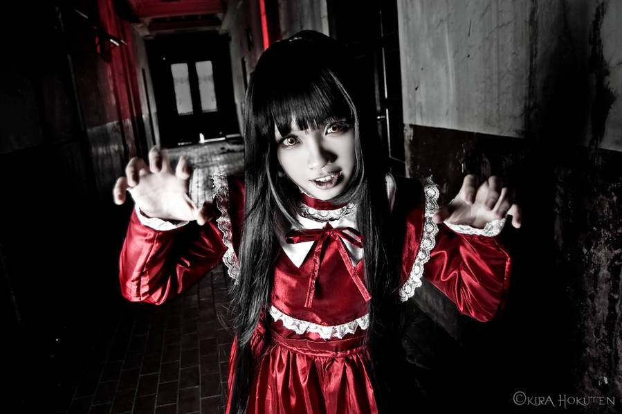 Fatal Frame 4 - Ayako Haibara II by KiraHokuten