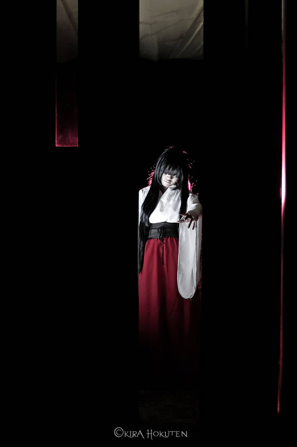 Fatal Frame III - The Tormented - Hizame Kuze by KiraHokuten