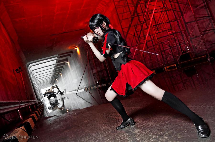 Blood-C - Saya Kisaragi IV by KiraHokuten