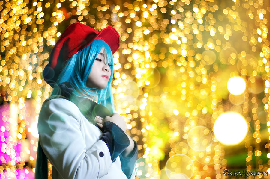 Miku Hatsune - Winter by KiraHokuten