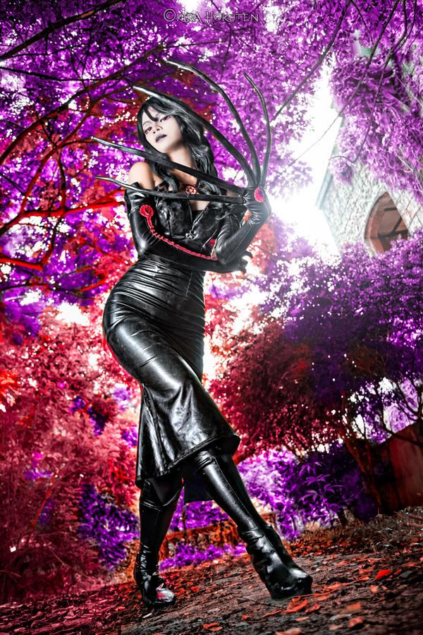 FMA: Lust II by KiraHokuten