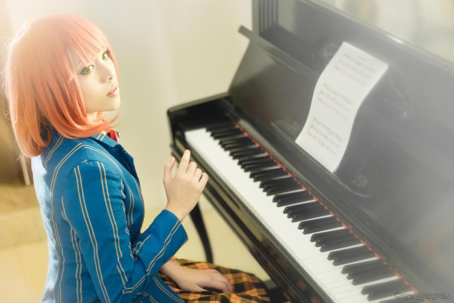 Haruka Nanami by KiraHokuten