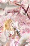 Shigatsu wa kimi no uso - Kaori Miyazono