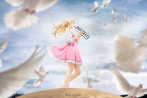 Shigatsu wa Kimi no Uso - Phrase #09 by KiraHokuten