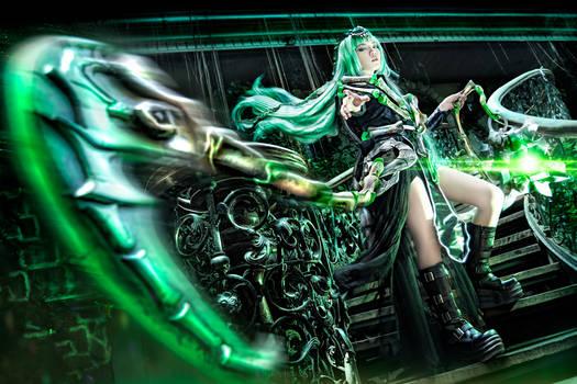 League of Legends - Female Thresh