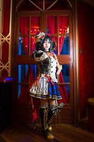 Lovelive - Maid Idolized - Nico by KiraHokuten