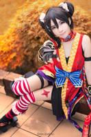 Love Live! Ninja Idolized - Nico by KiraHokuten