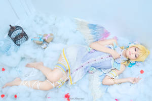 Love Live! - White Day - Eli by KiraHokuten