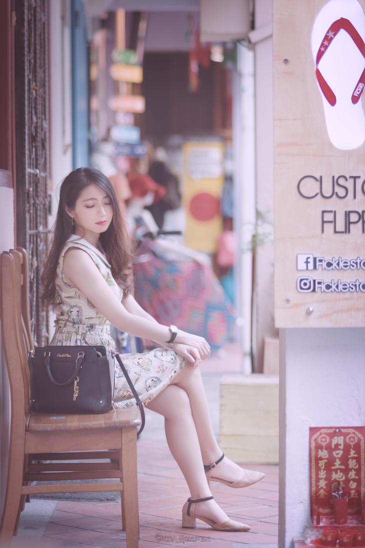 Singapore: Fashion by KiraHokuten