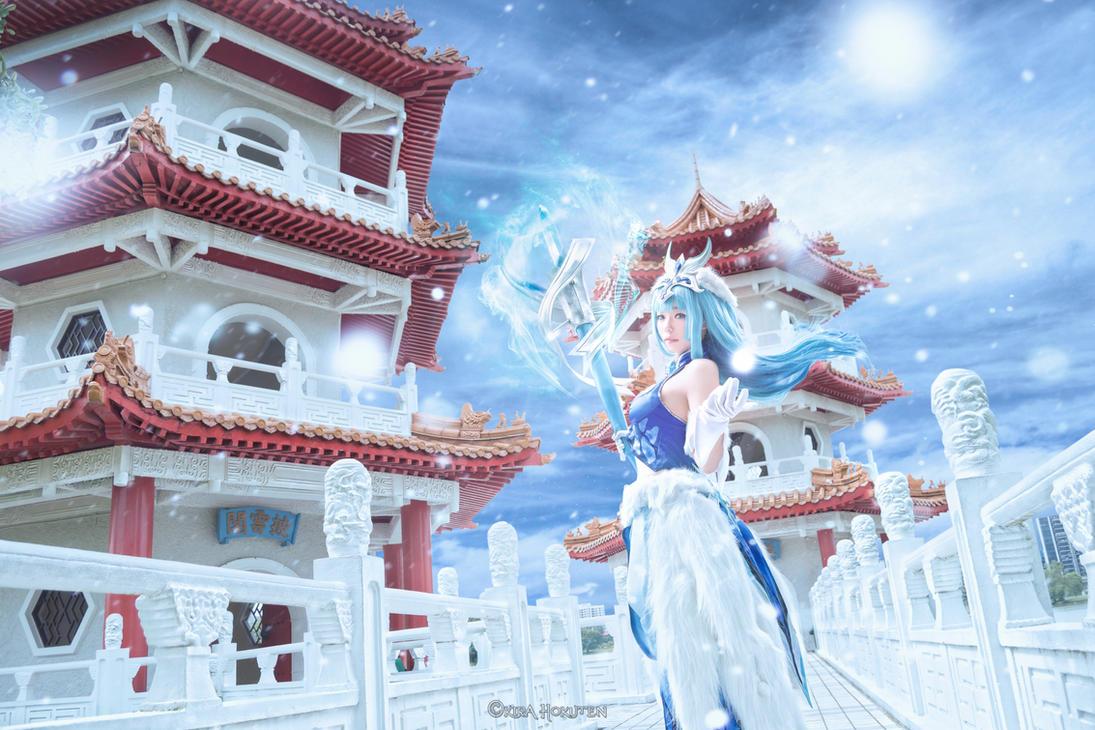 King of Glory: Wang Zhao Jun by KiraHokuten