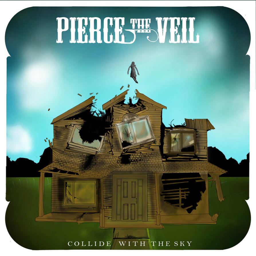 pierce the veil collide with the sky artwork wwwimgkid