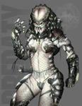 Dark Huntress: Female Predator