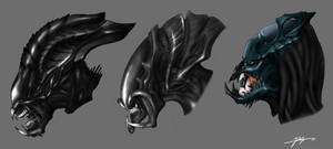 Predaliens concept -Update- by CorruptionSolid
