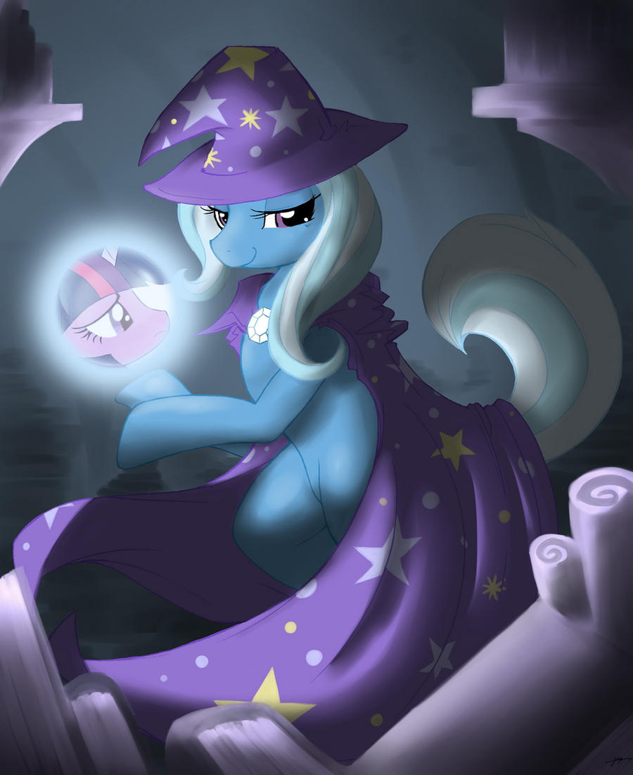 Return of the Trixie