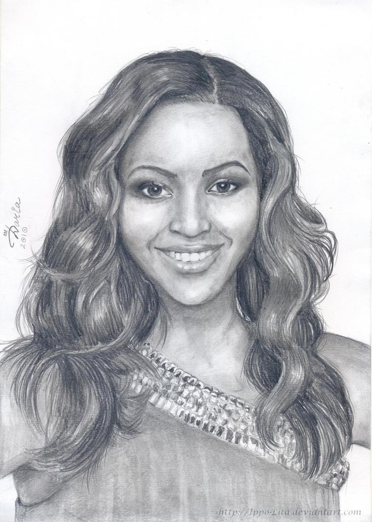 Beyonce by IPPO-Lita