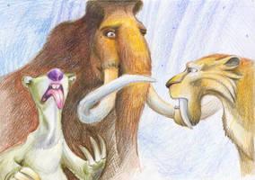 Freeze Frame : Ice Age by IPPO-Lita