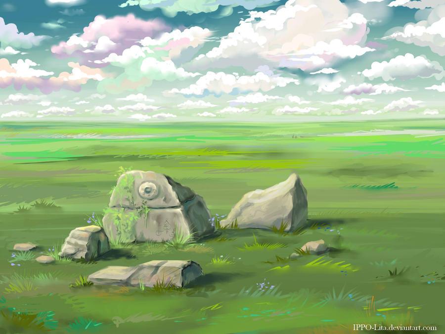 Landscape practice - 4 by IPPO-Lita
