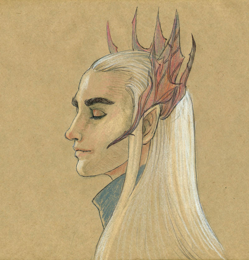 The King of the Mirkwood by IPPO-Lita