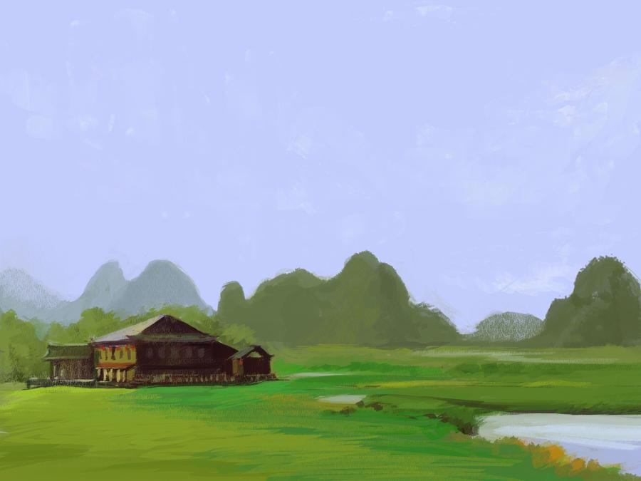 Landscape study by IPPO-Lita