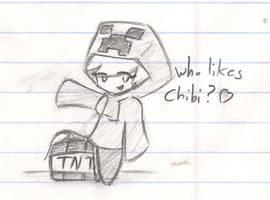Chibi San by AmbiguouslyAwesome1