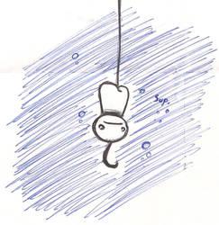 Cry Gone Fishin' by AmbiguouslyAwesome1