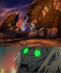 Lula visits Littlefoot's past 5 by Slade824